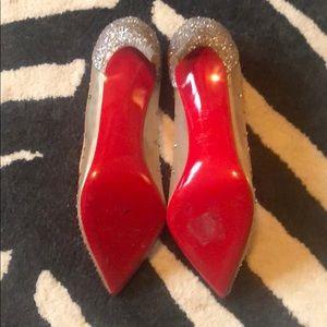 e59bb8ca00 Christian Louboutin Shoes - Christian Louboutin Follies Strass 85mm